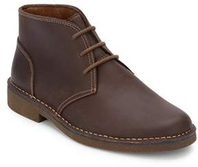 Dockers Men¿s Tussock Lace-up Chukka Boot.