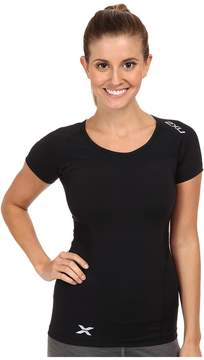 2XU Compression S/S Top Women's Short Sleeve Pullover