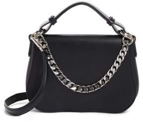 Calvin Klein Small Calfskin Shoulder Bag