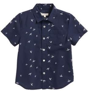 Tucker + Tate Print Woven Shirt