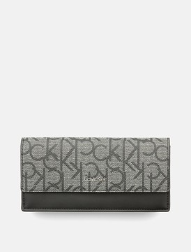 Large Slim Trifold Wallet