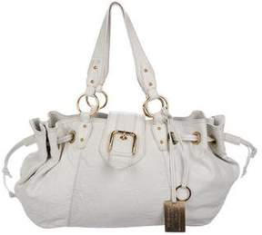 Dolce & Gabbana Textured Leather Shoulder Bag