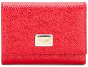 Dolce & Gabbana 'Dauphine' wallet - RED - STYLE