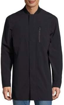 J. Lindeberg Tommy Stretch Long Coat
