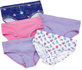 Hanes 5-pc. Briefs-Big Kid Girls