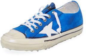 Golden Goose Deluxe Brand Men's Cap-Toe Low Top Sneaker