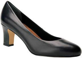 Ros Hommerson Black Valeda Leather Pump - Women