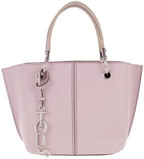 Tod's Joy Bag Mini Calf Leather Keepsake/Nocciola