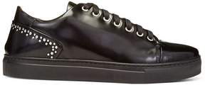 Donald J Pliner ALBENSP, Embellished Calf Leather Sneaker