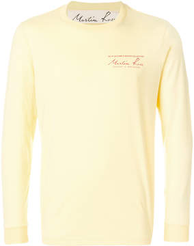 Martine Rose crew neck sweater