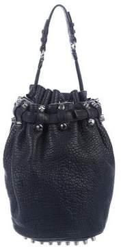 Alexander Wang Leather Diego Bucket Bag