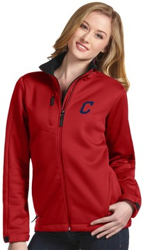 Antigua Women's Cleveland Indians Traverse Jacket