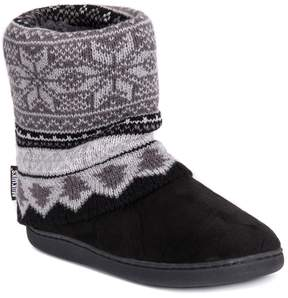 Muk Luks Women's Raquel Boot Slippers