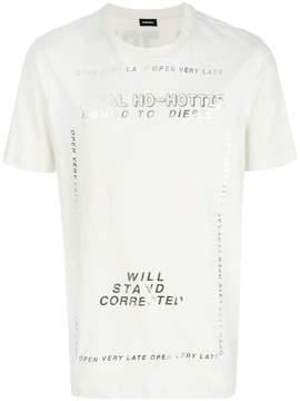 Diesel T-Just-SU T-shirt