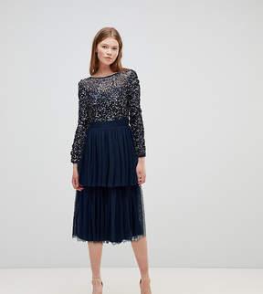 Kate Middleton S Lace Seraphine Dress Popsugar Fashion