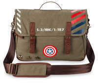 Disney Captain America Military Messenger Bag