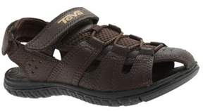 Teva Boys' Bayfront Fisherman Sandal Little Kid.