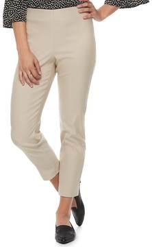 Elle Women's ElleTM Pull-On Ankle Pants