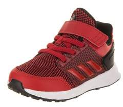 adidas Toddlers Rapidarun El Running Shoe.