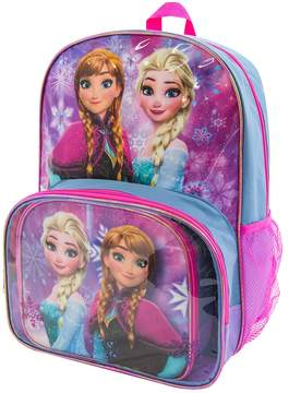 Disney Disney's Frozen Anna & Elsa Backpack & Lunch Tote Set