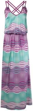 BRIGITTE long sleeveless dress
