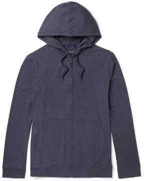 Derek Rose Marlowe Stretch-Micro Modal Jersey Zip-Up Hoodie
