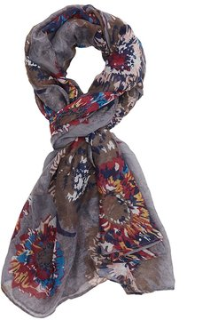 Charlotte Russe Floral Wrap Scarf