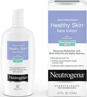 Neutrogena Healthy Skin Face Lotion SPF 15