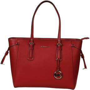 Michael Kors Voyager Tote - RED - STYLE