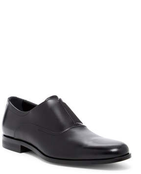 HUGO BOSS Leather Loafers