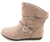 Rampage Womens Brunella Closed Toe Ankle Working Boots.