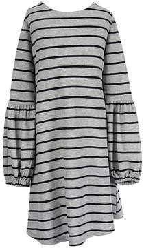Copper Key Big Girls 7-16 Striped Knit Dress