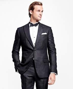 Brooks Brothers Regent Fit Irish Linen Tuxedo