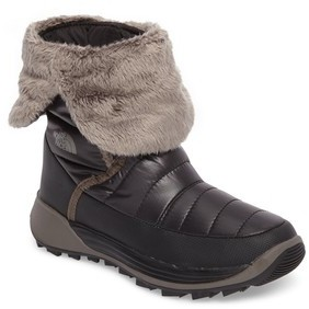 The North Face Boy's Amore Ii Water-Resistant Winter Boot