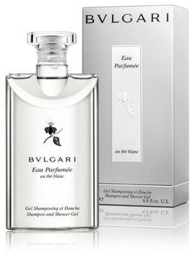 BVLGARI Eau Parfumee au The Blanc Shampoo & Shower Gel/6.8 oz.
