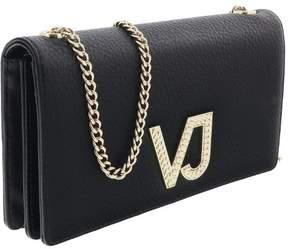 Versace EE3VRBPC3 Black Wallet on Chain