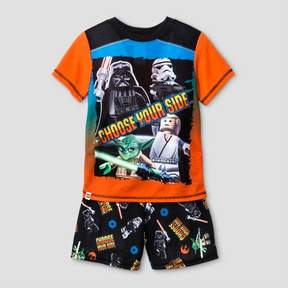 Lego Boys' Pajama Set - Black