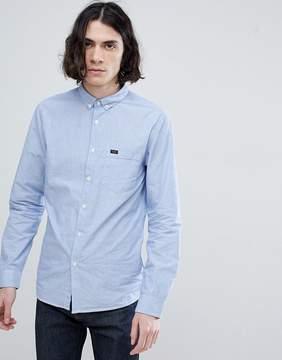 Lee Slim Fit Shirt in Blue