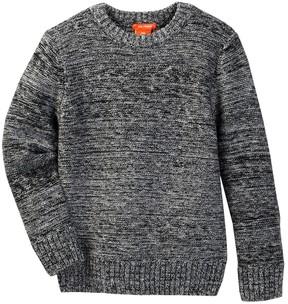 Joe Fresh Melange Knit Sweater (Big Boys)