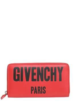 Givenchy Zip Around Wallet