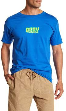 Obey Better Days Logo Tee