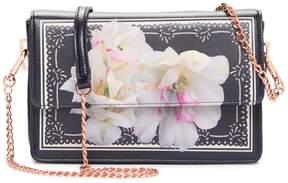 Ted Baker Tilleyy Crosshatch Gardenia Crossbody Bag