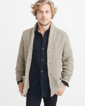 Abercrombie & Fitch Marl Cardigan