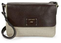 Jozie Leather Crossbody