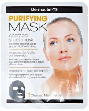 Dermactin-TS Pore Refining Charcoal Sheet Mask