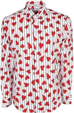 J.W.Anderson Heart Printed Shirt