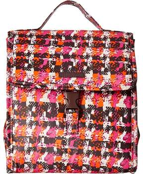 Vera Bradley Lunch Sack Bags - HOUNDSTOOTH TWEED - STYLE