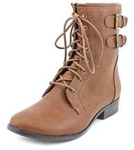 Style&Co. Style & Co. Womens Ricky Almond Toe Ankle Fashion Boots.