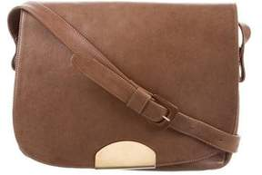 Maison Margiela Leather Messenger Bag