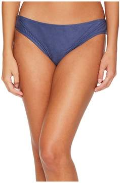 Lucky Brand Suede with Me Hipster Bottom Women's Swimwear